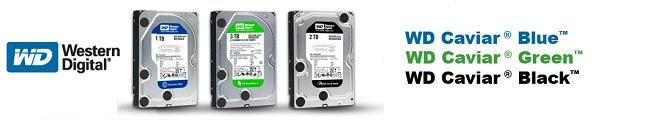 Western Digital Hard diskovi