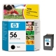 Ink HP C6656AE black