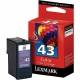 Ink Lexmark br. 43 color