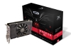 VGA AMD XFX RX 460 Single Fan 4GB GDDR5