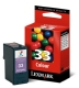 Ink Lexmark 18C0033E color br.33