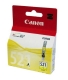 Ink Canon CLI521Y, yellow-iP3600/4600/MP540