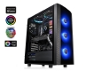 Kućište Thermaltake Versa J25 Tempered Glass RGB