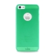 Futrola Puro iPhone 5 Rainbow Green - Easy Chic